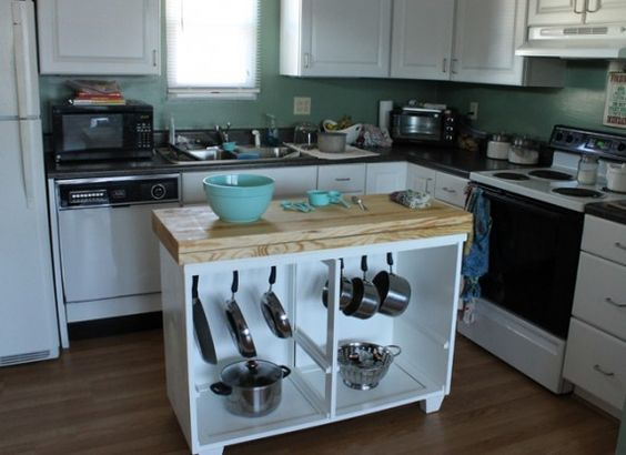 tip 3 make proper use of the kitchen island - Simple Kitchen Remodel