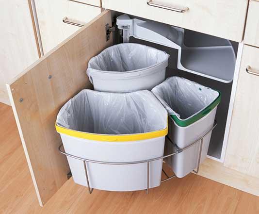 Kithcen Waste Bins