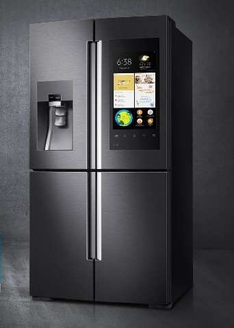 Samsung's Family Hub Fridge