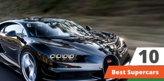 Best supercars 2016