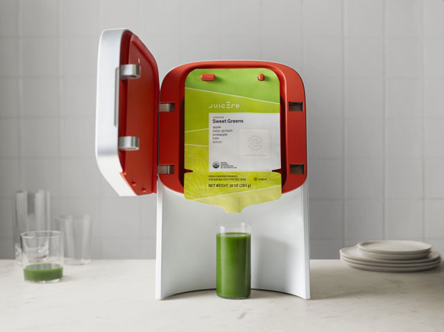 The Juicero Juicing System