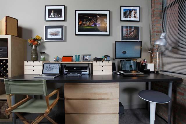 Create a Custom Home Office