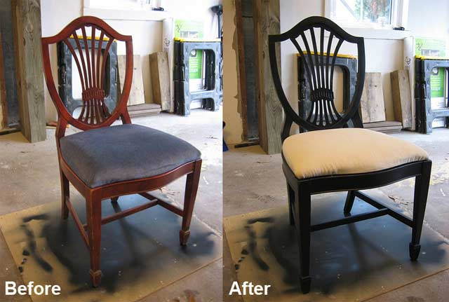 Give Old Furniture New Life