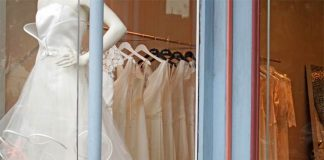 best wedding dress shop