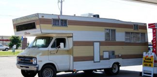 Living in a Recreational Vehicle