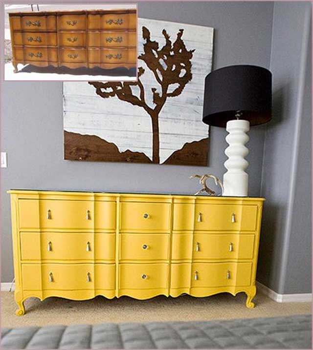 keep Your Old Furniture Look New