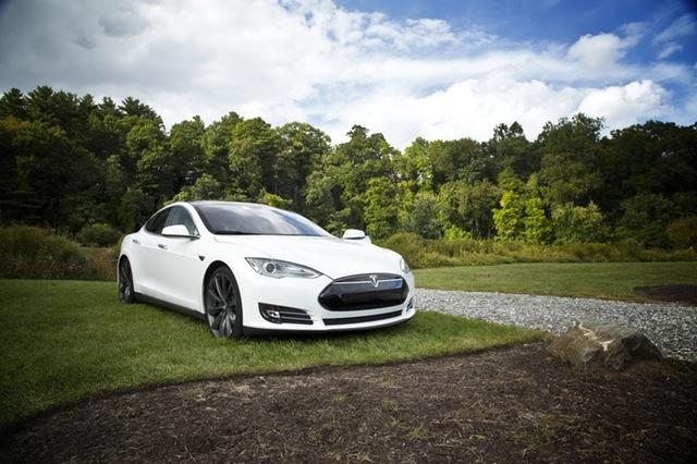 Electric Tesla