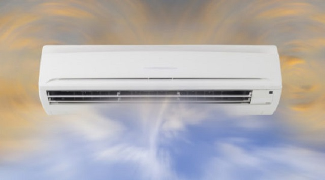 Ductless AC