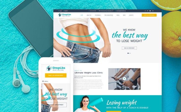 droplbs-weight-loss-clinic-responsive-wordpress-theme