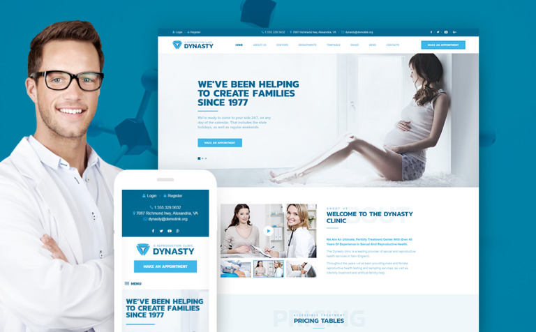 dynasty-reproduction-clinic-responsive-wordpress-theme