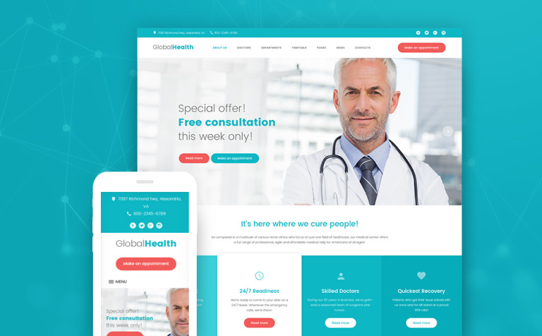 globalhealth-doctor--medical-wordpress-theme