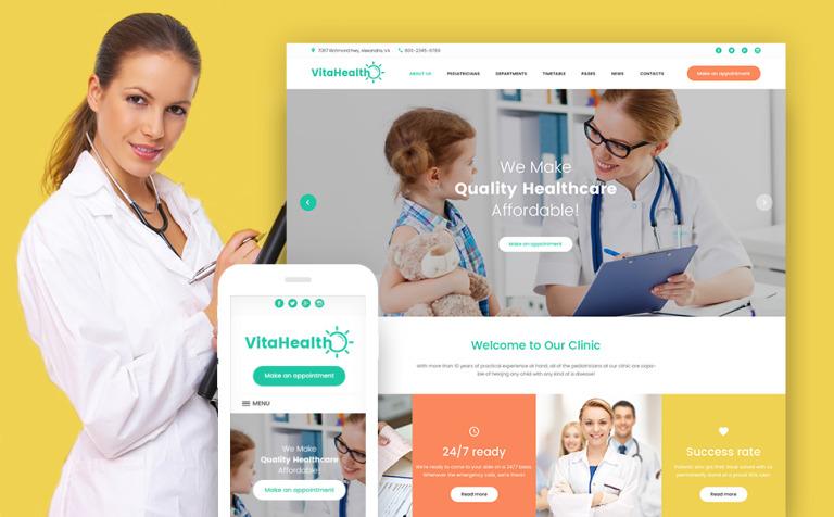 vitahealth-pediatric-clinic-responsive-medical-wordpress-theme