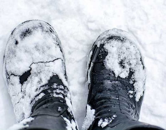 Pair-of-winter-boots