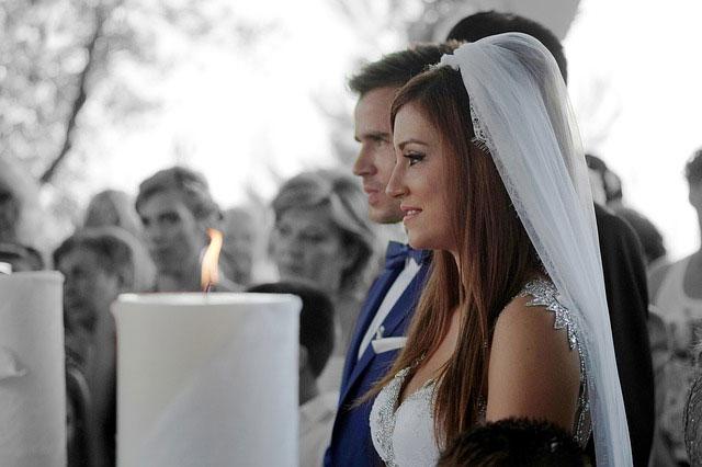 capes wedding dress