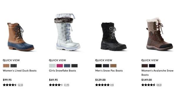 landsend boots
