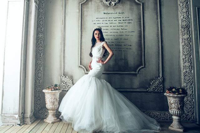 necklines wedding dress