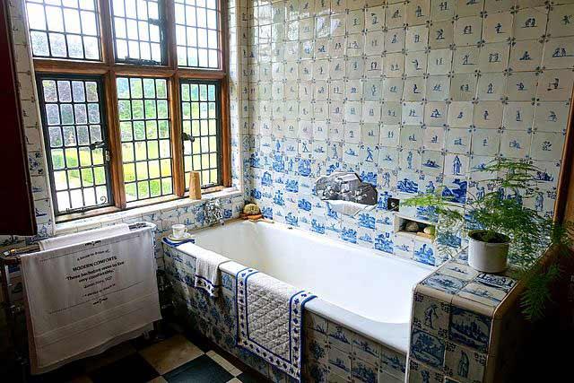 Zellige Tiles in bathroom