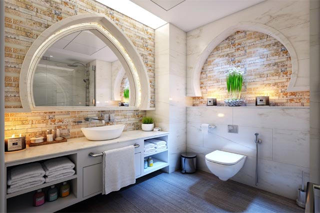 Stupendous Top 7 Bathroom Wall Tiles Trends For 2018 Download Free Architecture Designs Scobabritishbridgeorg
