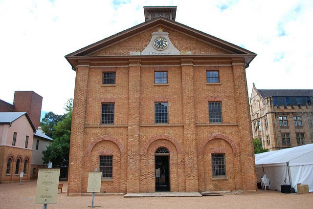 hyde park barracks museum