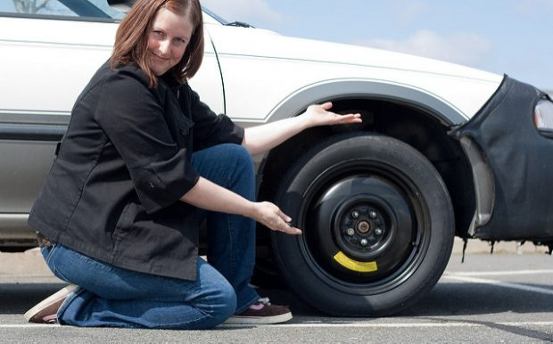 replace the tires