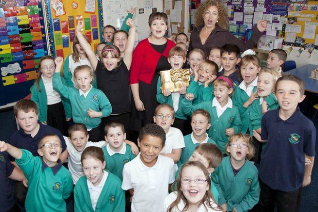 trophies for teachers