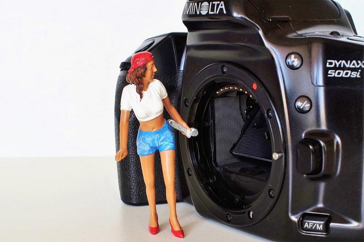 konica camera