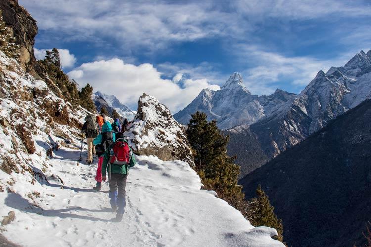 Climbing Peaks