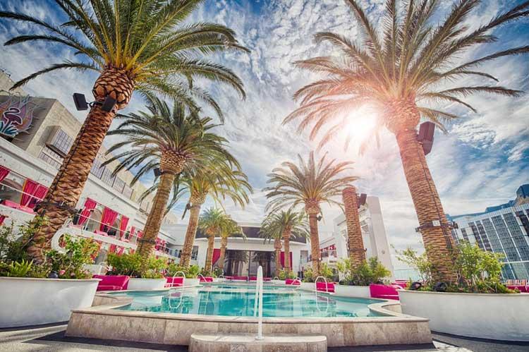 Vegas summer